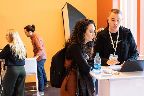 App Growth Summit SF - Personal Branding Room 2