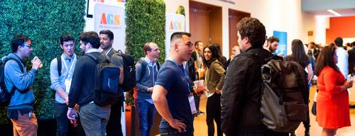 App Growth Summit SF - Networking in the Main Foyer
