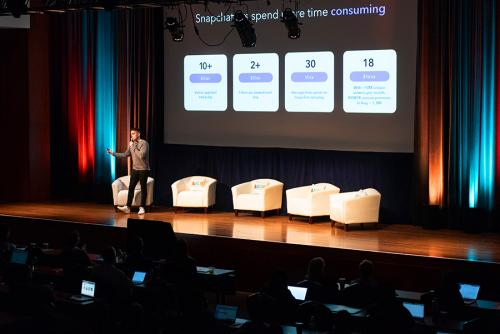 App Growth Summit SF - Snapchat