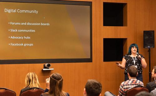 App Growth Summit SF - Community Powered Growth